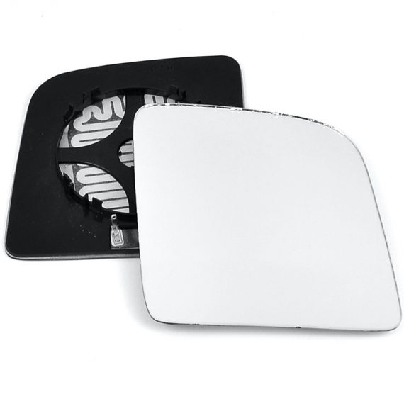 Right side wing door mirror glass for Ford Transit Connect