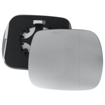 Right side wing door blind spot mirror glass for Renault Kangoo