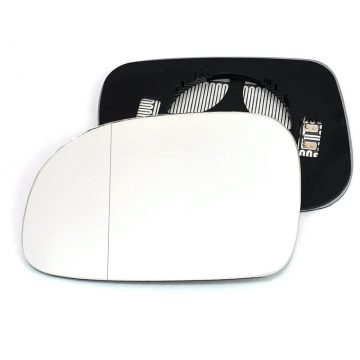 Left side blind spot wing mirror glass for Mercedes-Benz Viano