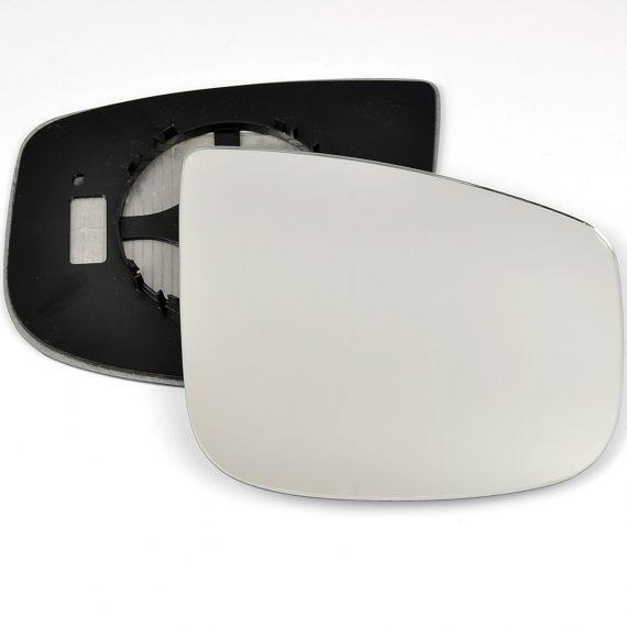 Right side wing door mirror glass for Citroen Dispatch, Citroen SpaceTourer, Peugeot Expert, Peugeot Partner, Toyota ProAce