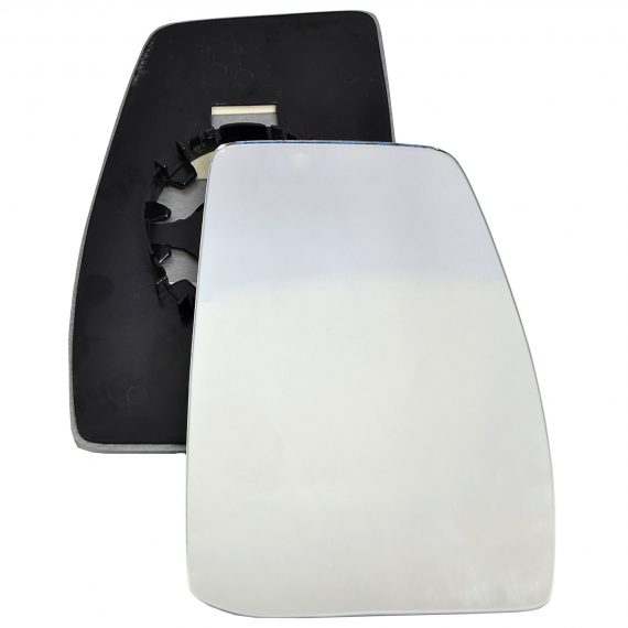Right side wing door mirror glass for Ford Tourneo Custom