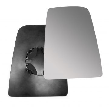 Right side wing door mirror glass for Ford Transit