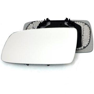 Left side wing door mirror glass for Citroen ZX