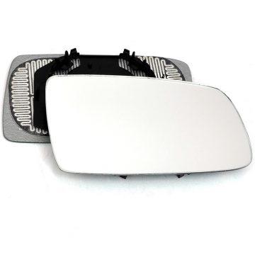 Right side wing door mirror glass for Citroen ZX