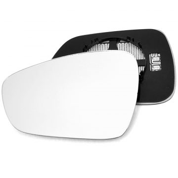Citroen C3 Aircross 2017-2018 Left wing mirror glass - Heated