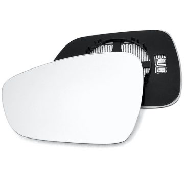Citroen C3 2010-2016 Left wing mirror glass - Heated