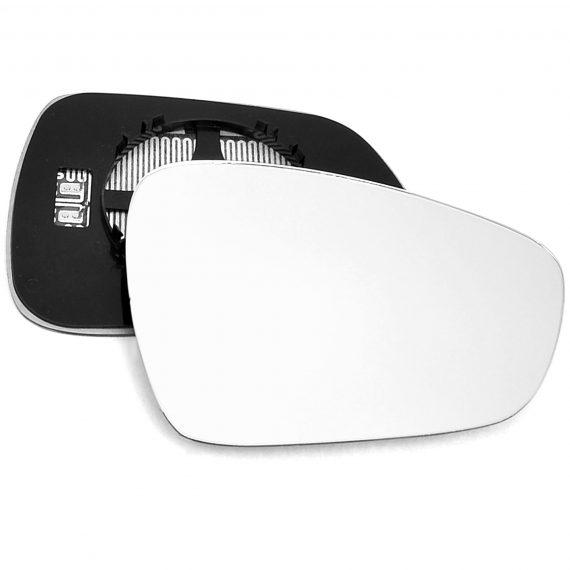 Wing door mirror glass for Citroen C4, Citroen Grand C4 Picasso, Peugeot RCZ