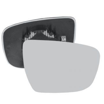 Right side wing door mirror glass for Nissan Juke, Nissan Qashqai, Nissan X-Trail