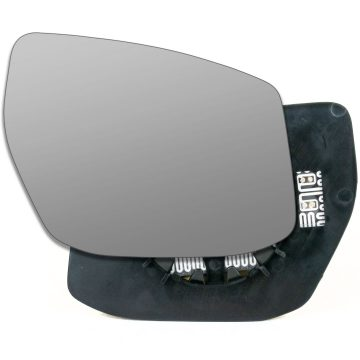 Nissan Pulsar 2014-2018 Right wing mirror glass - Heated