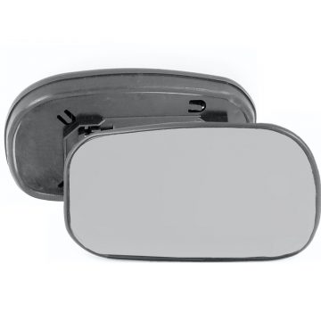 Right side wing door mirror glass for Nissan Micra