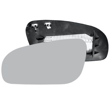 Left side wing door mirror glass for Volvo S60, Volvo S80
