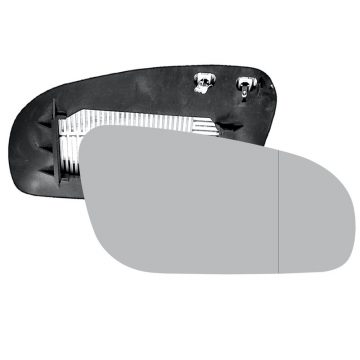 Right side wing door blind spot mirror glass for Volvo S60, Volvo S80