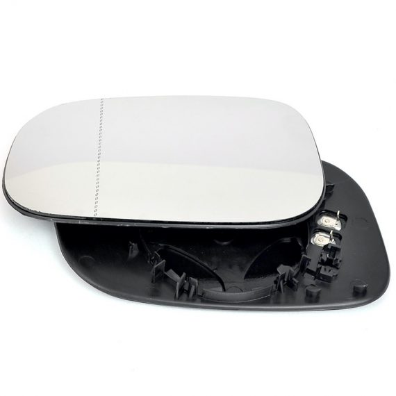 Left side blind spot wing mirror glass for Volvo S40, Volvo S60