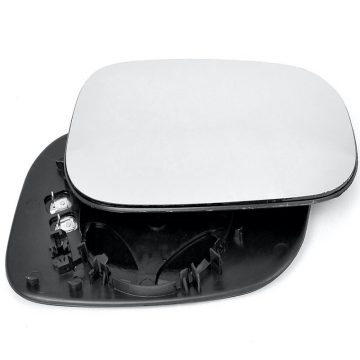 Right side wing door mirror glass for Volvo C70