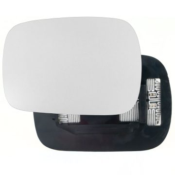 Left side wing door mirror glass for Volvo XC70 Mk2, Volvo XC90 Mk1