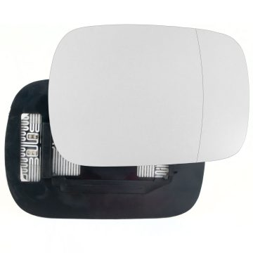Right side wing door blind spot mirror glass for Volvo XC70 Mk2, Volvo XC90 Mk1