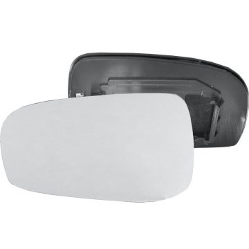Left side wing door mirror glass for Volvo S60, Volvo S80, Volvo V70 Mk2 facelift