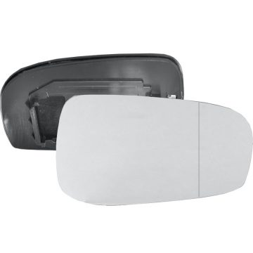 Right side wing door blind spot mirror glass for Volvo S60, Volvo S80, Volvo V70 Mk2 facelift