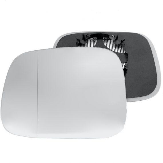 Left side blind spot wing mirror glass for Volvo XC90 Mk1 facelift