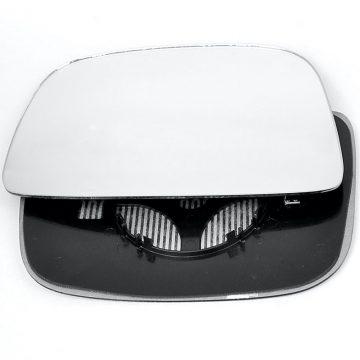 Left side wing door mirror glass for Volvo XC60 Mk1