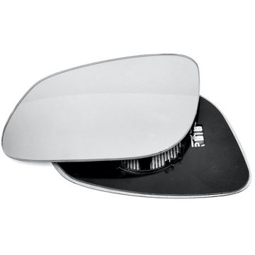 Left side wing door mirror glass for Porsche Cayenne