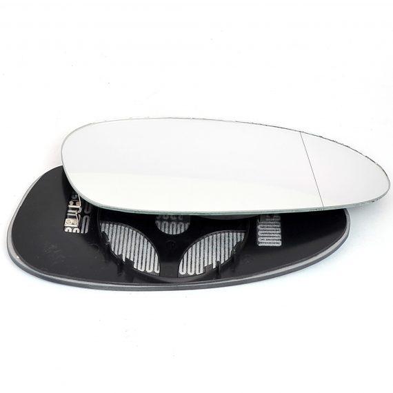 Right side wing door blind spot mirror glass for Porsche 911, Porsche Boxter, Porsche Cayman