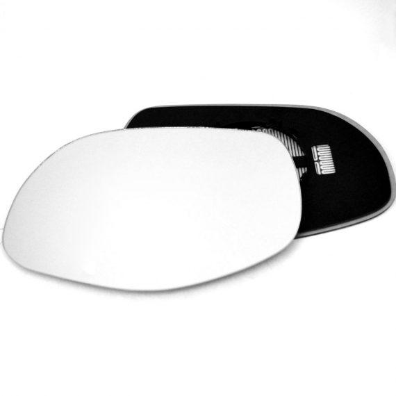 Left side wing door mirror glass for Porsche Cayenne