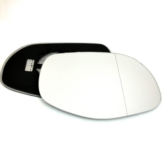 Right side wing door blind spot mirror glass for Porsche Cayenne