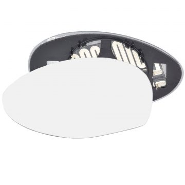Left side wing door mirror glass for Alfa Romeo 147, Alfa Romeo GT