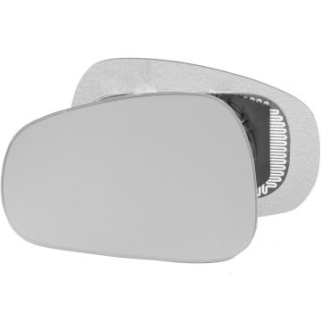 Left side wing door mirror glass for Alfa Romeo 159, Alfa Romeo Giulietta, Alfa Romeo Mito