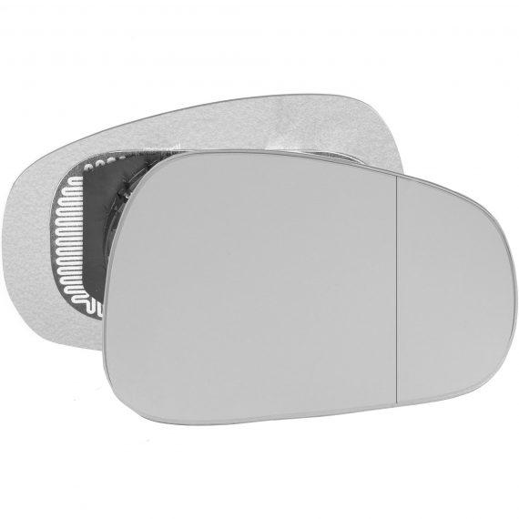 Right side wing door blind spot mirror glass for Alfa Romeo 159, Alfa Romeo Giulietta, Alfa Romeo Mito