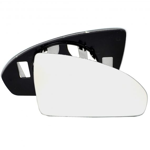Right side wing door mirror glass for Volkswagen Caddy