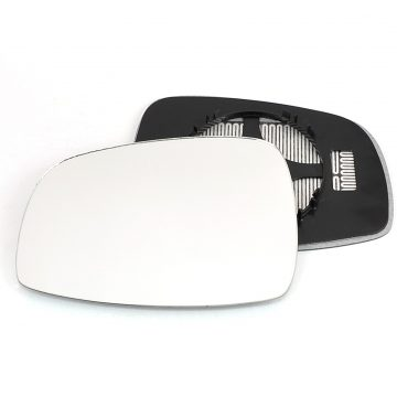 Suzuki Swift 2005-2010 Left wing mirror glass - Heated