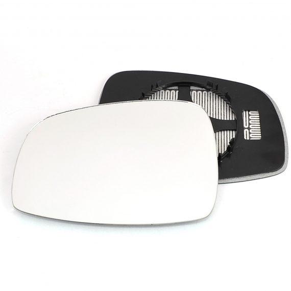 Left side wing door mirror glass for Suzuki Swift