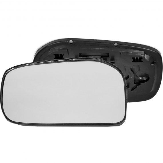 Left side wing door mirror glass for Toyota Yaris